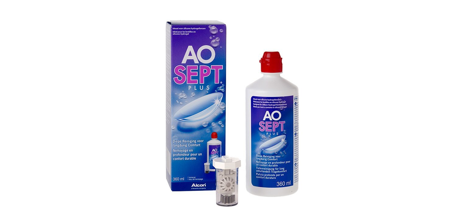Alcon Aosept Plus (360)