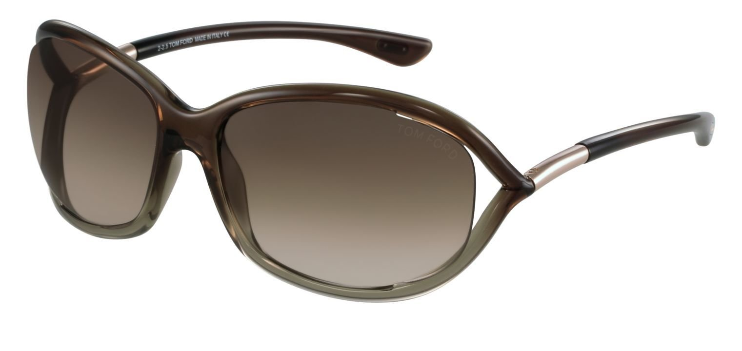 Tom Ford FT0008 Marron
