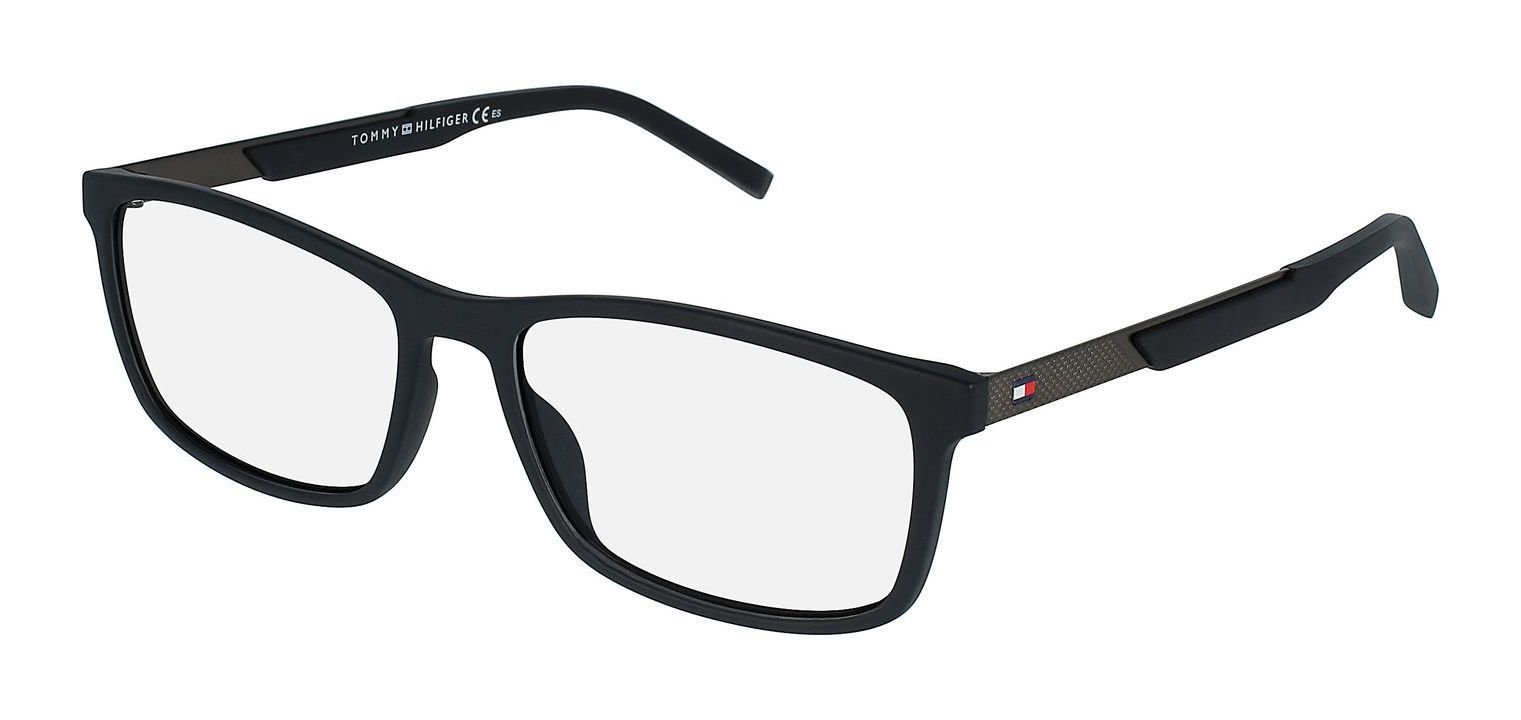 Tommy Hilfiger TH 1694 Noir mat