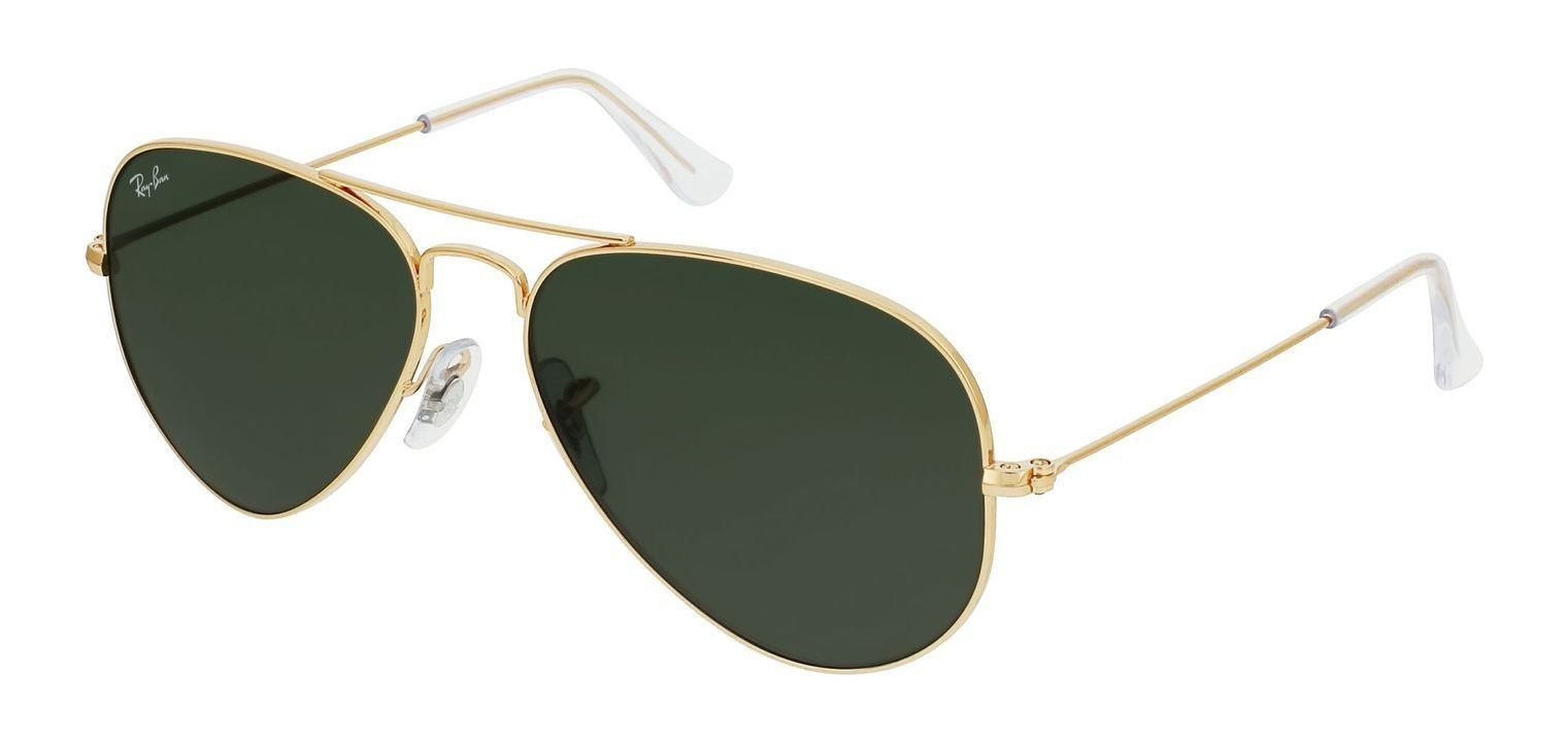 Ray-Ban 0RB3025 Gold