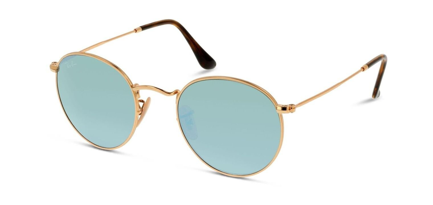 Ray-Ban 0RB3447N Golden