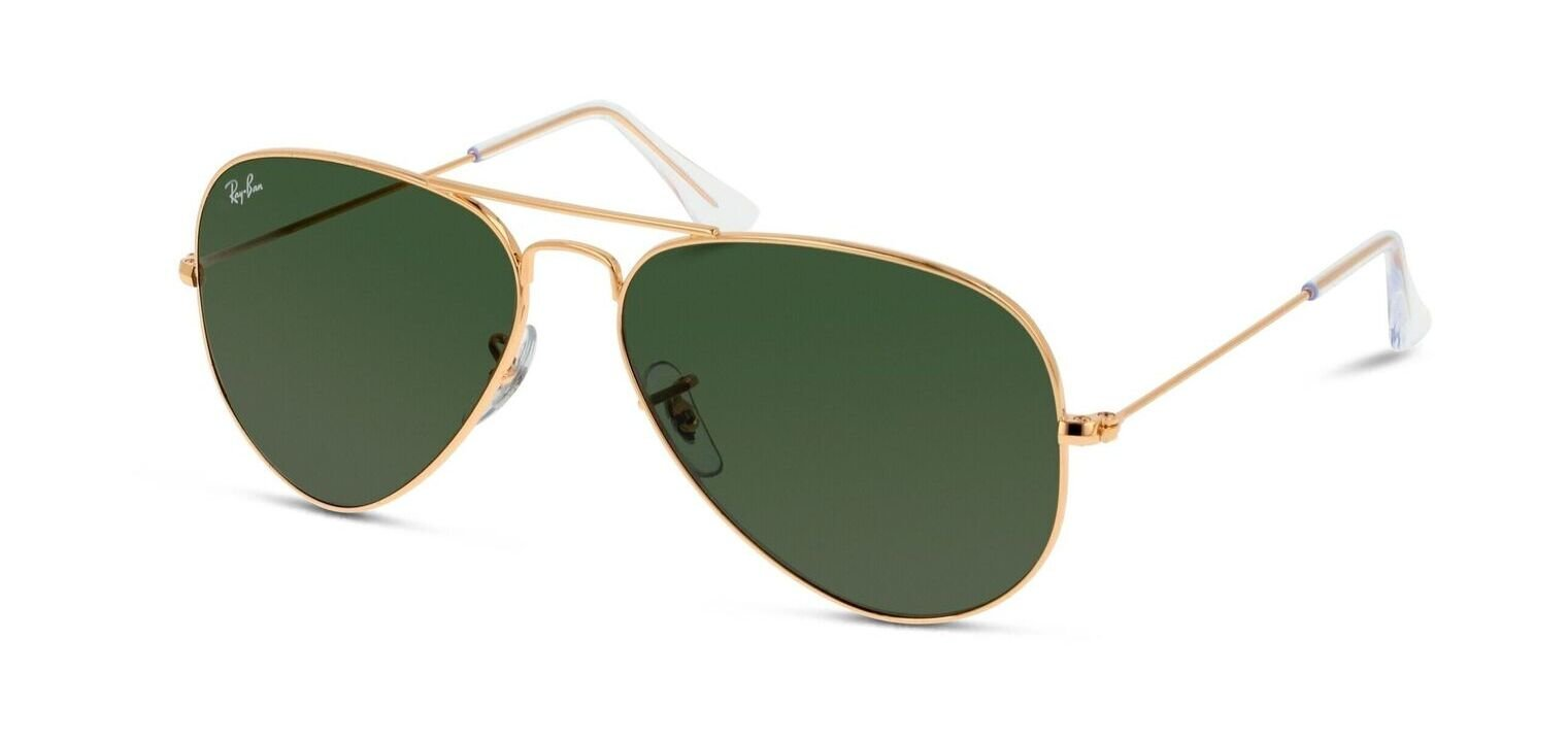Ray-Ban 0RB3025 Golden