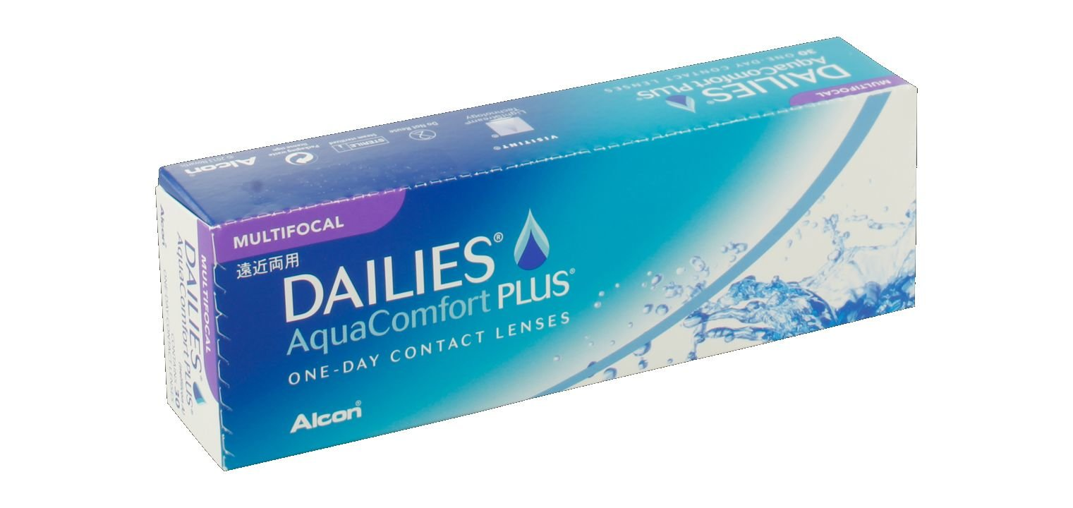 Alcon Dailies AquaComfort Plus Multifocal M