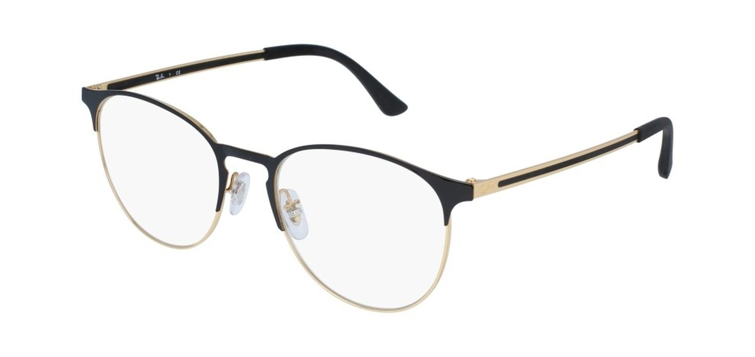 Ray-Ban 0RX6375 Golden