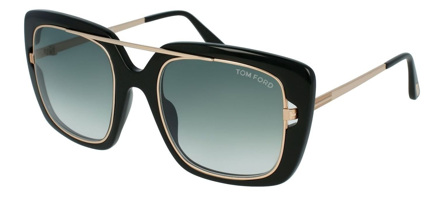 Tom Ford FT0619 Schwarz
