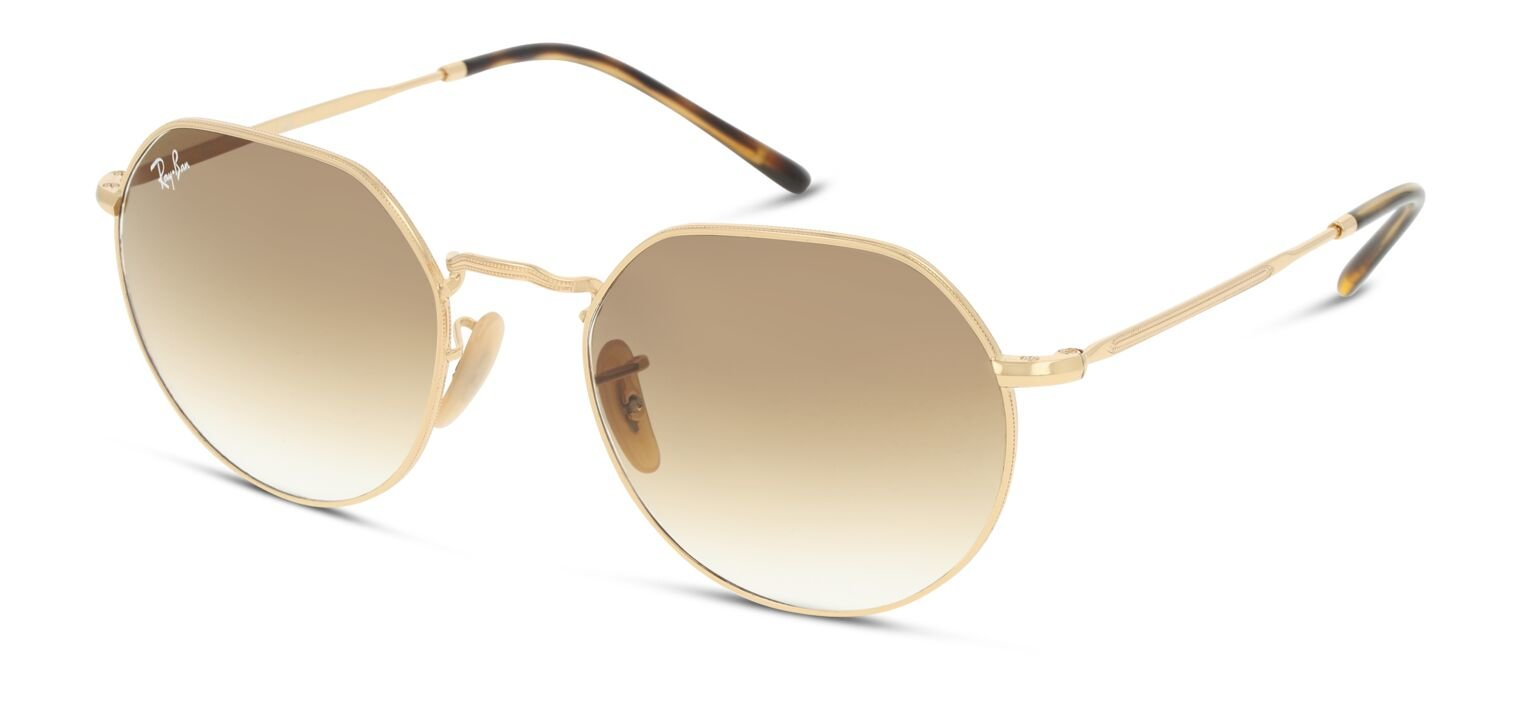 Ray-Ban 0RB3565 Gold