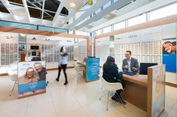 Votre opticien à Buchs - magasin Visilab