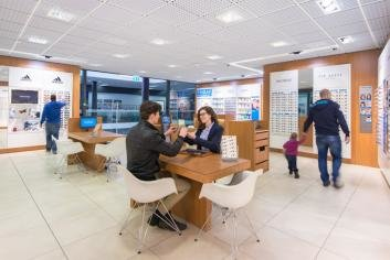 Votre opticien à Chur - magasin Visilab