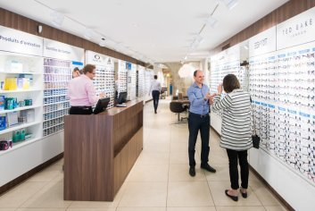 Votre opticien à Morges - magasin Visilab