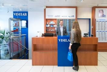 Votre opticien à Pully - magasin Visilab