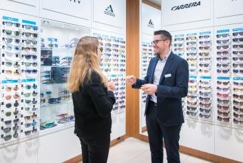 Votre opticien à Lausanne - magasin Visilab
