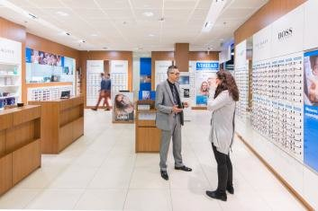 Votre opticien à Renens - magasin Visilab