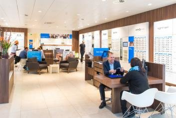 Votre opticien à Emmenbrücke - magasin Visilab