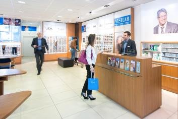 Votre opticien à Petit-Lancy - magasin Visilab