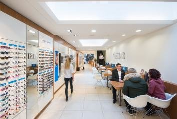 Votre opticien à Bern - magasin Visilab