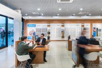 Votre opticien à Marin-Epagnier - magasin Visilab