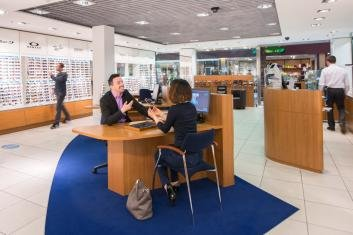 Votre opticien à Meyrin - magasin Visilab