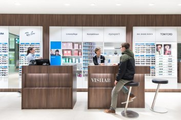 Votre opticien à Kriens - magasin Visilab