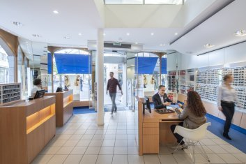 Votre opticien à Olten - magasin Visilab