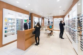 Votre opticien à St. Gallen - magasin Visilab
