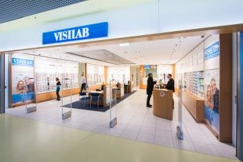 Votre opticien à St. Margrethen - magasin Visilab