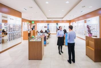 Votre opticien à Glattzentrum b. Wallisellen - magasin Visilab