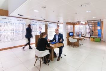 Votre opticien à Abtwil - magasin Visilab