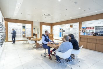 Votre opticien à Wettingen - magasin Visilab