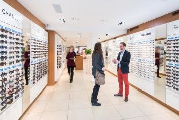 Votre opticien à Winterthur - magasin Visilab