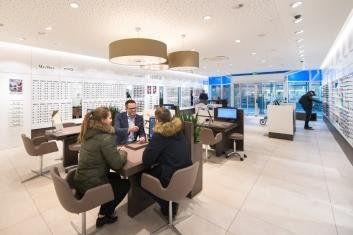 Votre opticien à Zug - magasin Visilab