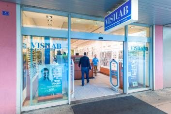 Votre opticien à Baden - magasin Visilab