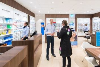 Votre opticien à Thun - magasin Visilab