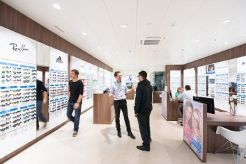 Votre opticien à Hinwil - magasin Visilab