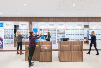 Votre opticien à Schaffhausen - magasin Visilab