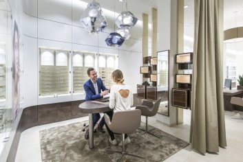 Votre opticien à Zürich - magasin Visilab