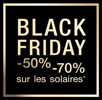 Black Friday : Offre Solaires
