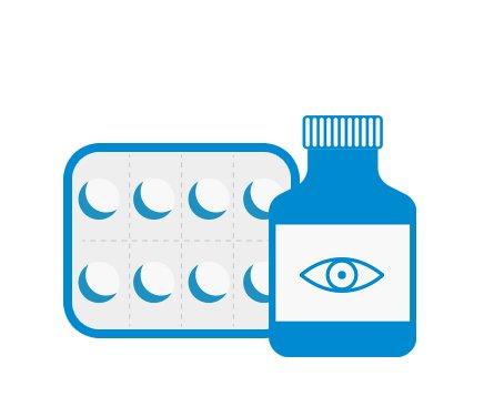 Produits d'entretien pour lentilles