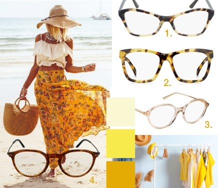 # Tendance « Sun-Kissed »