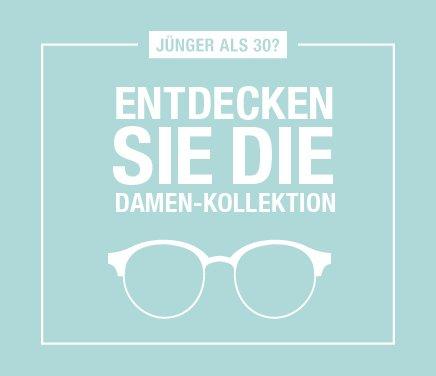 YOUNG-Angebot - Brillenfassungen - Damen