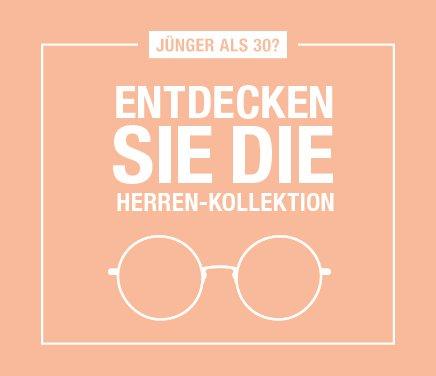 YOUNG-Angebot - Brillenfassungen - Herren